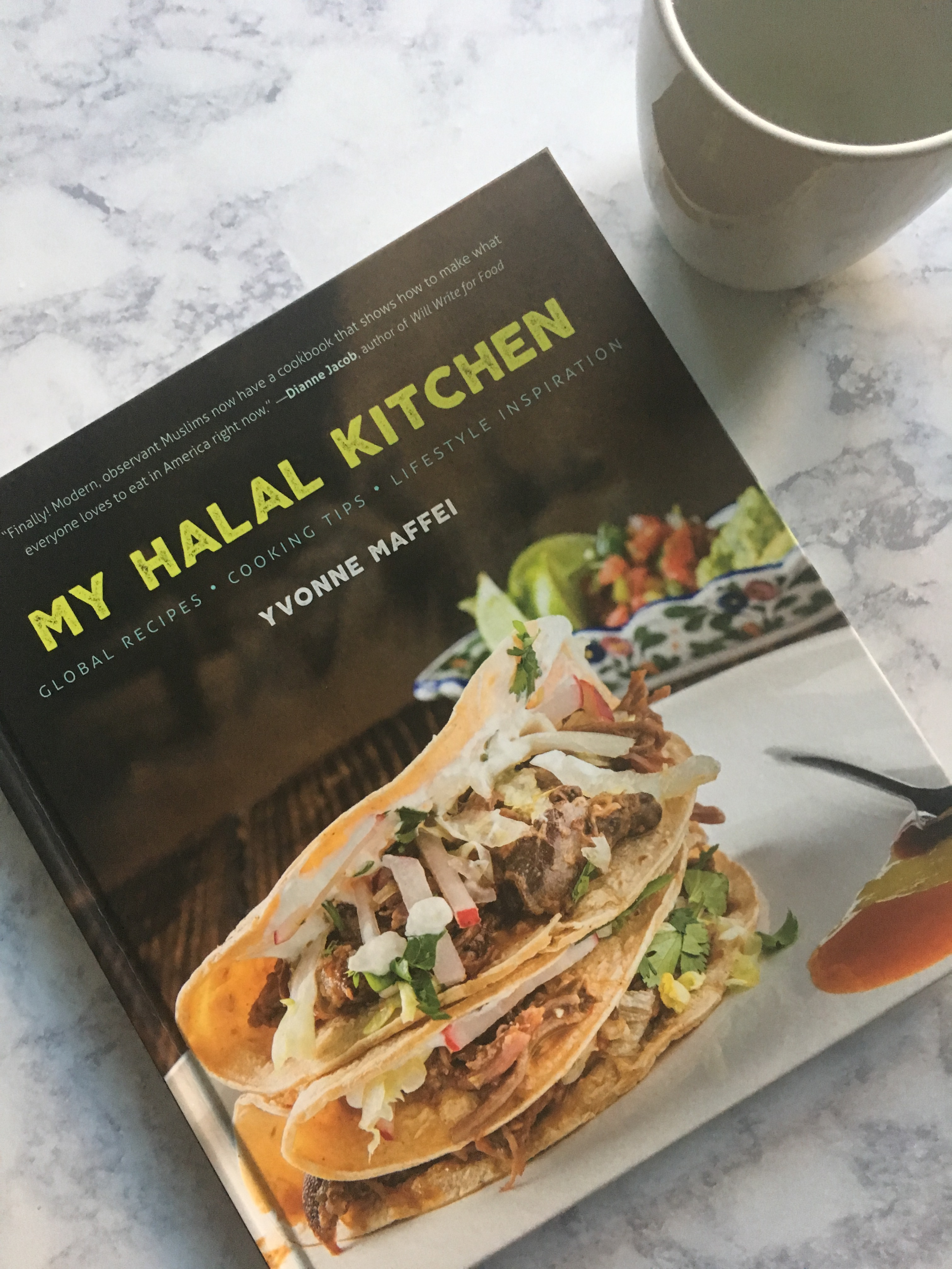 What's Really in our Food – A Presentation by My Halal Kitchen's Yvonne Maffei