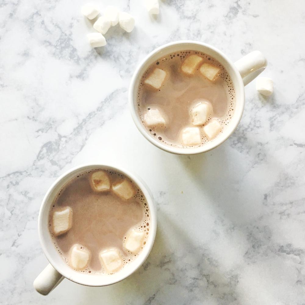 Healthier Hot Cocoa